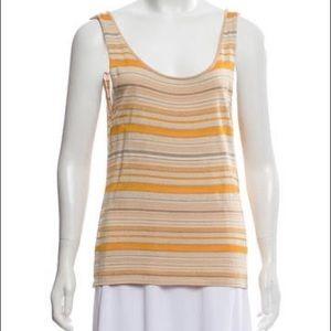 2x HP! Escada Top, Size 42, silk-wool blend, EUC